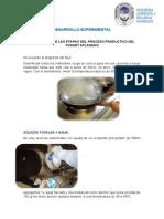 DESARROLLO EXPERIMENTAL DEL YOGURT AFLANADO