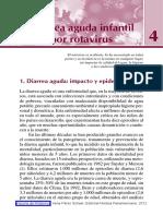 Diarrea aguda infantil por rotavirus. Vacuna de rotavirus