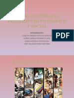 SOCIOLOGIA- RAICES CULTURALES, PENSAMIENTO FILOSOFICO Y SOCIAL