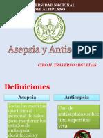 ASEPCIA ANISEPSIA