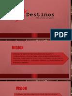 Proceso de planificación  de nuestra agencia2