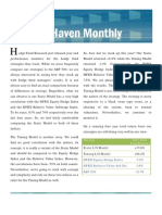 Market Haven Monthly Newsletter - January 2011