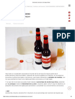 Diccionario cervecero  Cervezas Ambar