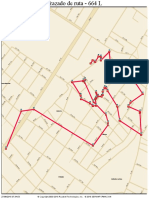 Roadnet Map 664 L