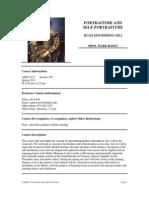 UT Dallas Syllabus for huas6315.001.11s taught by Mark Rosen (mxr088000)