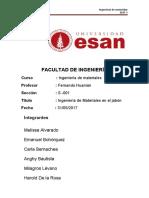Informe-2-jabon-ingeniería-de-materiales