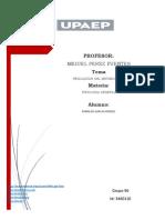 REGULACION DEL METABOLISMO - RONALDO GARCIA MENDEZ G-96