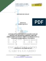 Estudio de Suelos de Diaco - LFR Ingenieria