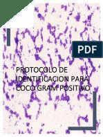 PROTOCOLO DE IDENTIFICACIÓN PARA COCOS GRAM POSITIVOS.pdf