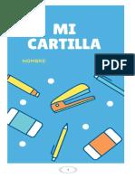CARTILLA TERCERO, EJE LA COMUNIDAD
