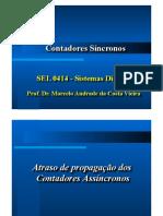 Aula 15 - Contadores Sincronos.pdf