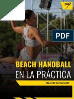Practicas de Beach Handball