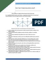Topic_9_Engineering_Analysis_Using FE_Problem_Sheet