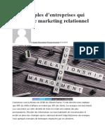 Ces exemples de marketing relationel.docx