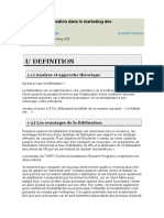Strategie de fidélisation dans le marketing des service.docx