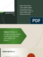 PREGUNTAS Y RESPUESTAS  FINAL ( gestion de talento humano ).pptx