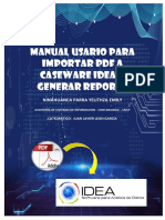 Manual de Usuario de PDF a Caseware Idea