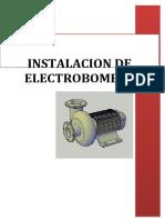 INSTALACION ELECTROBOMBAS.docx