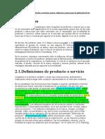 Tema 2 La gestión de productos y servicios