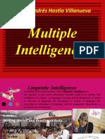 Multiple-Intelligence Carlos Hostia