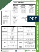 Formulario de Álgebra para el primer parcial.pdf