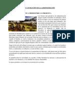 ORIGEN Y EVOLUCIÓN DE LA ADMINISTRACIÓN (INFORMACIÓN DEBER).pdf