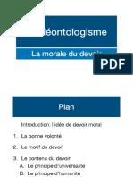 Déontologisme