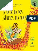 A Batalha Dos Gêneros Textuais