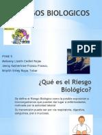 RIESGOS BIOLOGICOS (1)
