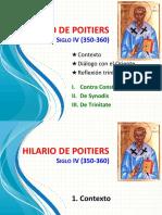 Hilario de Poitiers _ respuesta a la crisis arriana