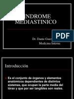 5. SD MEDIASTINICO