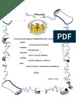 REACTIVA PERU- ACTUALIZACION CONTABLE