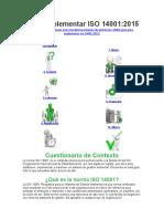 Como Implementar ISO 14001_2015