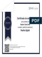 Huella digital