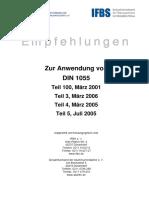 GDA - Empfehlungen zur Anwendung von DIN 1055