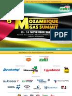 Mozambique Gas Summit Brochurew