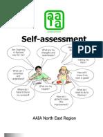 Assessment for Learning - Self Assessment - Teacher Notes