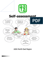 Assessment for Learning - Self Assessment - Teacher Notes