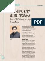 MarketSpeakYamunaNagar_RAJESH MASKARA