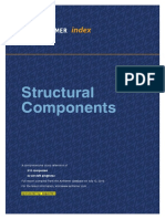 Structural Components - Airframer 2018