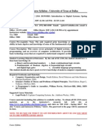 UT Dallas Syllabus for ee2310.hon.11s taught by Roozbeh Jafari (rxj065000)