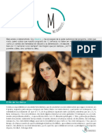 4. Beatriz Larrea - Metamorfosis - BIENVENIDA