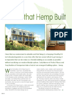 The House that Hemp Built