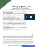Antiemetics in Children