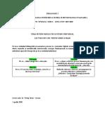 PEDAGOGIE-2-DPPD-FISA REFLECTIE 1  --APRILIE-2020
