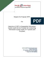 RFP-Of-CERT