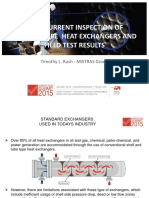 _113 EDDY CURRENT INSPECTION OF TWISTED TUBE  HEAT EXCHANGERS AND FIELD TEST RESULTS _ TimothyRush