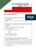Assigment No 3 InfoSec