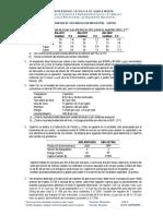 Examen de IOI Fase II 2020