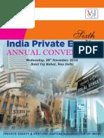 6th PEVCAI Brochure_2014
